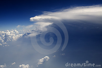 Clouds - View from Flight 139