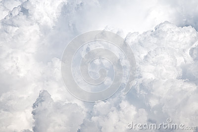 Cloudscape texture