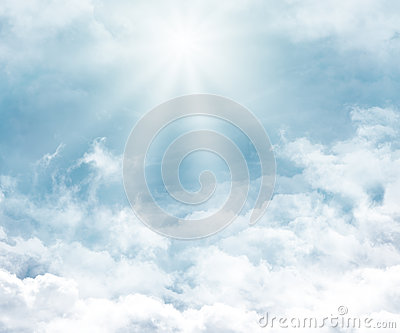 Cloudy background#2