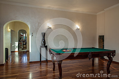 Cloudy home - Billiard