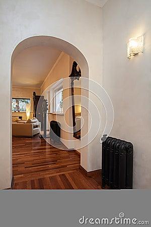 Cloudy home - Corridor