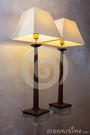 Cloudy home - lamps