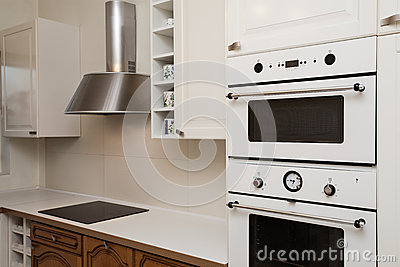 Cloudy home - oven