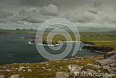 Cloudy Ireland