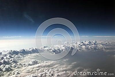 Cloudy sky 4