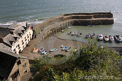 Clovelly - Devon - United Kingdom