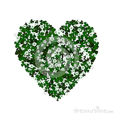 Clover heart