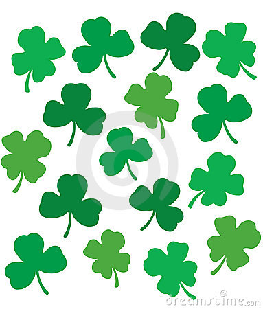 Free Clover Pattern Stock Photography - 526352