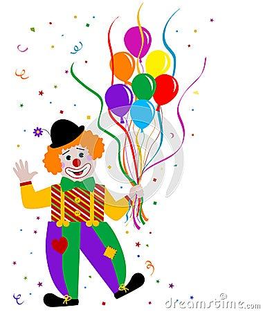 Free Clown Stock Photo - 3464180