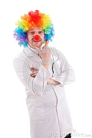 Clown doctor