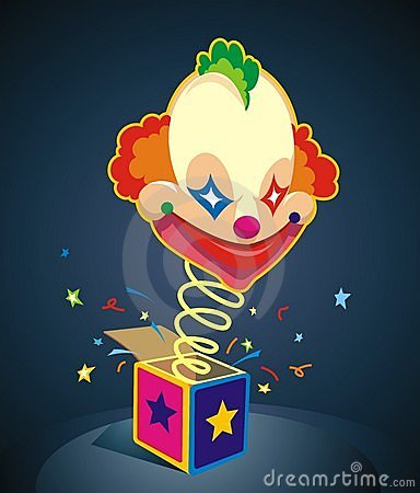 Clown Surprise!