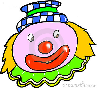 Clown to colours