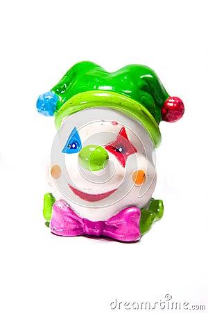 Free Clown Toy Stock Image - 4920961