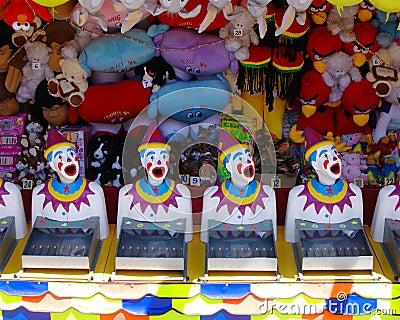 Clowns Editorial Stock Photo