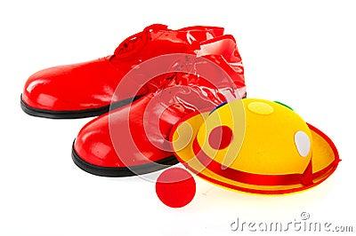 Clowns equipment