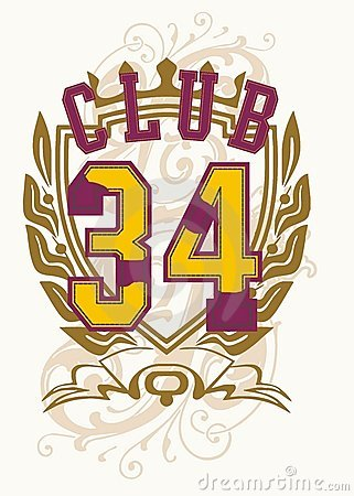 Free Club 34 Royalty Free Stock Images - 13256769