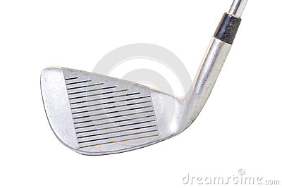 Club de golf clásico del hierro