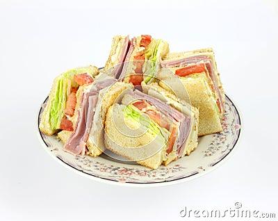 Club Sandwich Angle