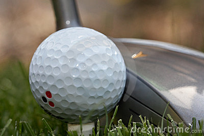 Club golf ball