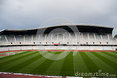 Cluj Arena Editorial Stock Image