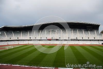 Cluj Arena Editorial Stock Image