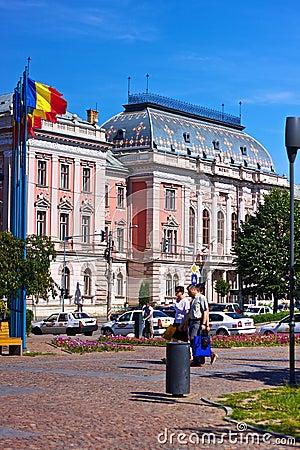 Cluj-Napoca Editorial Photo
