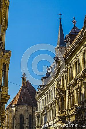 Cluj-Napoca city