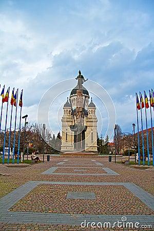 Cluj-Napoca Editorial Image