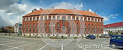 Cluj Napoca school inspectorate Editorial Photography
