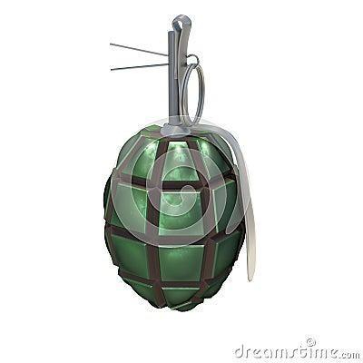 Cluster Hand granade