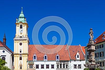 Bratislava, república eslovaca