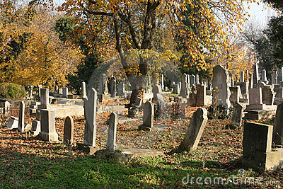 Cmentarniany żydowski stary