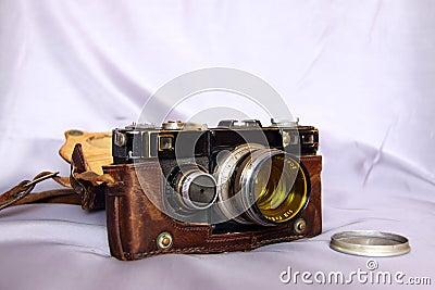 Câmera da foto