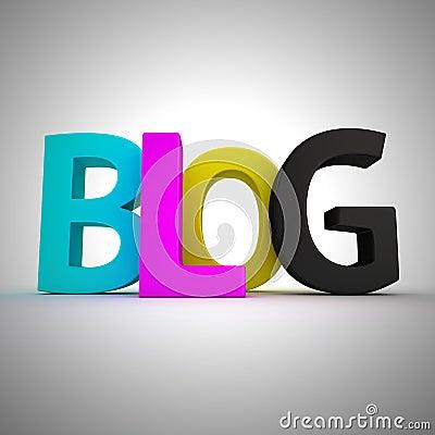 CMYK blog