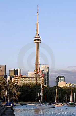 Free CN Tower Toronto Stock Photos - 1401193