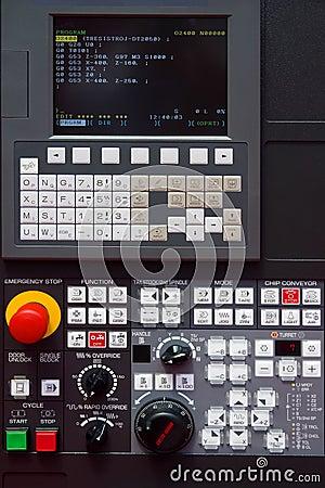 Free CNC Control Stock Photos - 2413733