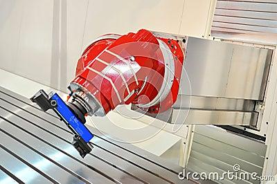 CNC-lathe