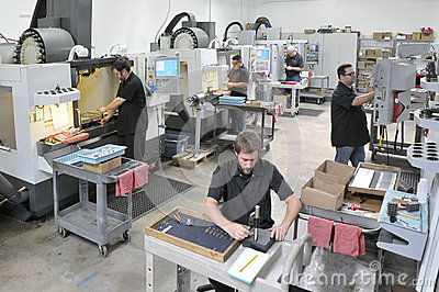 cnc machine shop business plan