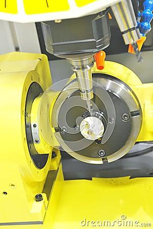 CNC-milling