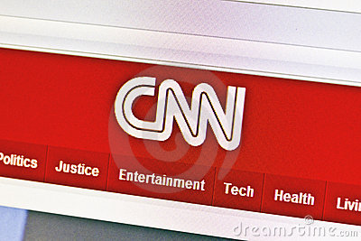 CNN Channel Editorial Photography