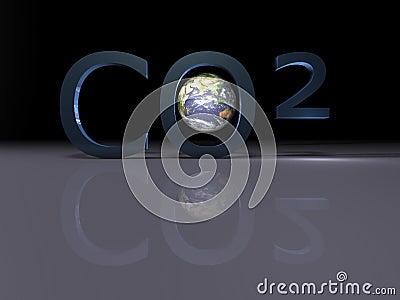 CO2 - 3D