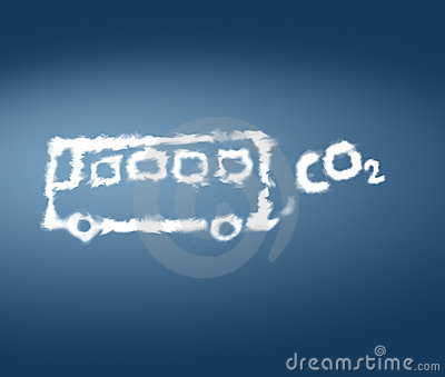 CO2 bus emission