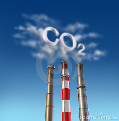 Co2 Poison smoke stack