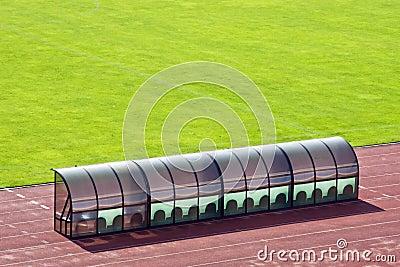 Coach bench