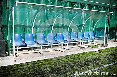 Coach benches