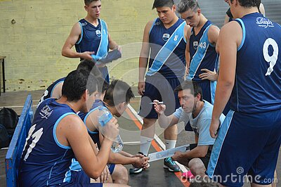 Coach Giving Sports Team Talk Free Public Domain Cc0 Image