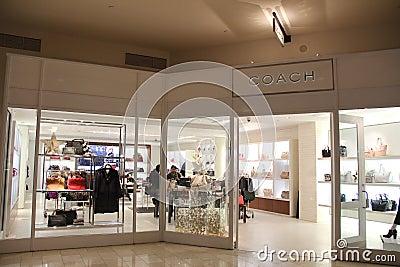 Coach Handbag Store
