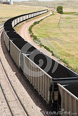 Coal cars