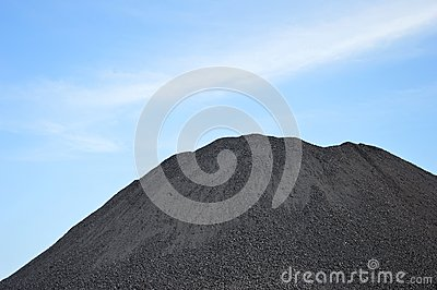 Coal dunes