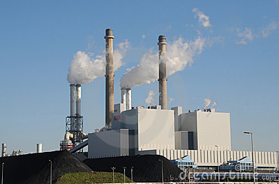 Coal fired powerplant